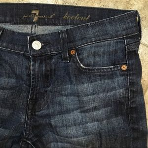 7 for All Mankind   Denim Kimmie Bootcut